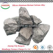 SiAlBaCa liga / cálcio silício bário de alumínio baixo preço