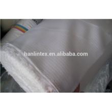 T / C Herringbone 80/20 100D * 45 110 * 76 58/60 '' Branco / Preto para bolso