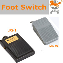 Plastic Case AC Electrical Foot Switch