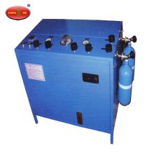 Self Rescuer Oxygen Filling Pump Machine