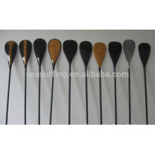 high quality sup carbon paddle/carbon fiber kayak paddle