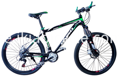 High grade Mountain Bike