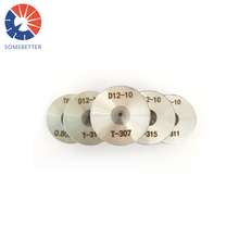 Nd Hole Size 0.10-0.20 Mm Natural Price Tungsten Carbide Stretching Mold Trimming Polycrystalline Diamond Drawing Die For Wire