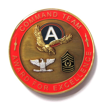 Military Challenge Coins Perfect for Collecting