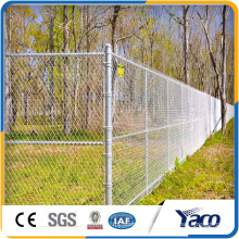 Factory price 3ft-6ft garden chain link fencing(13 years)