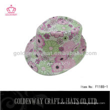 Chapeau de paillette fedora F1185 pour femme bon marché à vendre dames design neuf 2013