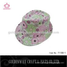 Chapéu de fedora de lantejoulas F1185 para mulheres barato para venda designer novo design 2013