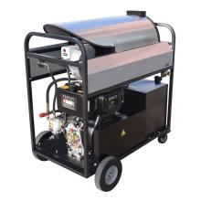 Uso al aire libre Calefacción diesel Vapor Lavadora de alta presión