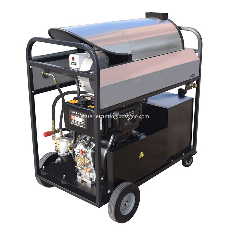 Steam High Pressure Cleaner