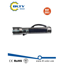 Rechargeable LED Solar Torch for Emergency Use