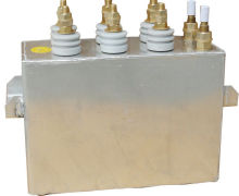 Ac Power Suppy Oil Capacitors With Liquid Medium , Ce Approvals