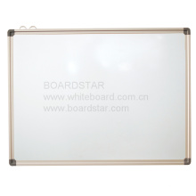 Hängende Aluminium-gerahmte nichtmagnetische Melamin-Whiteboard (BSNCL-B)