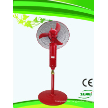 16 Inches AC220V Stand Fan Red Big Timer (SB-S-AC16O)