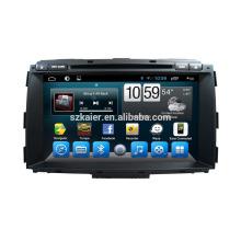 9 '' Fabrik direkt Quad-Core-Android für Auto-DVD-Player, GPS, OBD, SWC, Wifi / 3g / 4g, BT, Forvw 9 Zoll Karneval