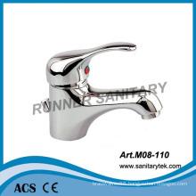 Sngle Handle Basin Faucet Mixer (M08-110)