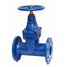 F5 Flanged Resilient Gate Valve, Non Rising Stem