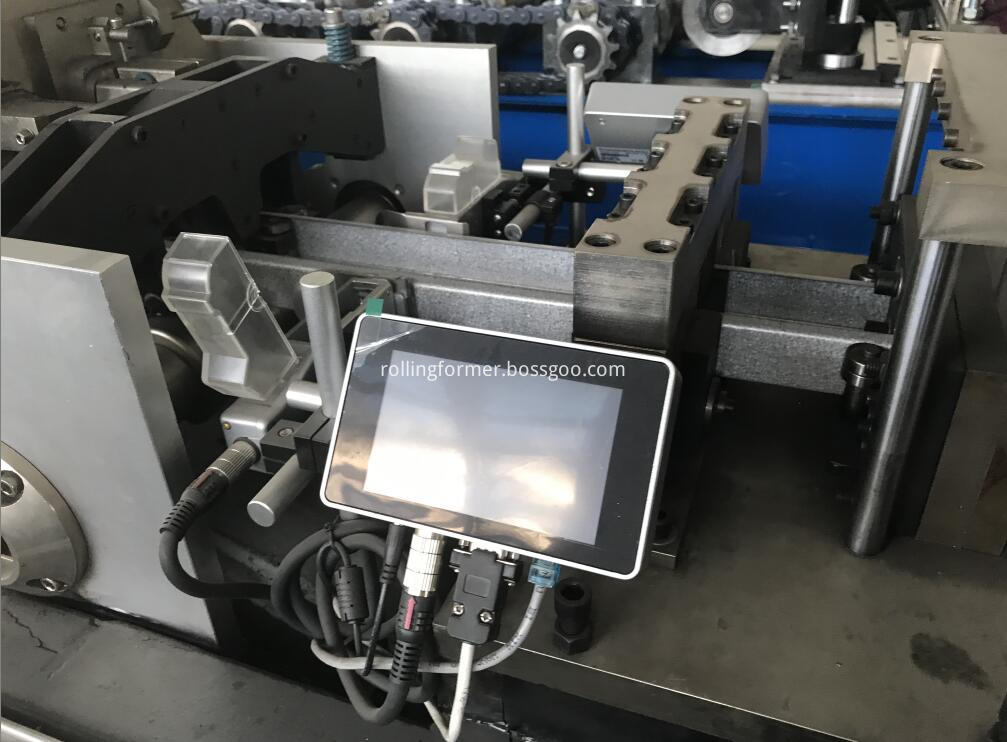 89 CU profile light gauge steel framing machine 5