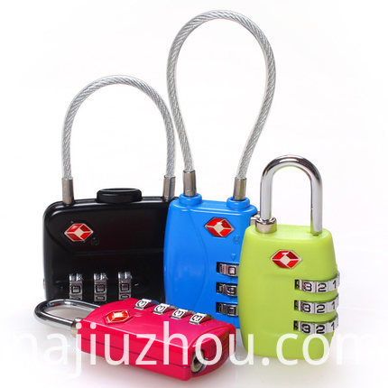 High Quality Bag Tsa Padlock