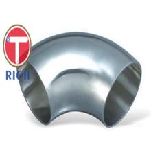 ASME B16.9 Stainless steel 45 Degrees Elbow