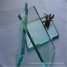 Janela decorativa clara / vidro da sala de banho