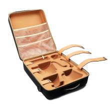 Whisky Wine Packing Bag Box Storage, EVA Case Wine Carrying Case