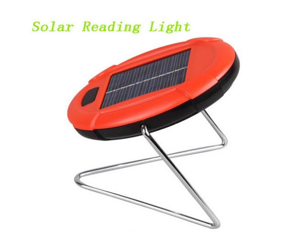Solar LED Reading Lght