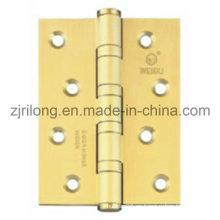 Bisagra de rodamiento (tratamiento de superficie) para decoración de puertas Df 2026