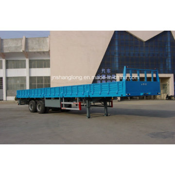 Two Axle Container or Cargo Semi-Trailer