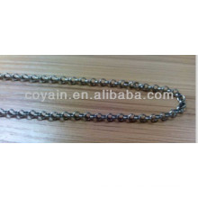 Chine alibaba en acier inoxydable bijoux chaîne collier