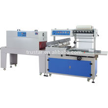 Pvc film shrink packing machine