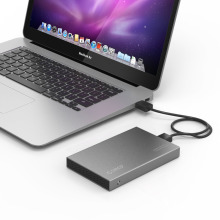 ORICO SuperSpeed ​​USB3.0 2.5 pulgadas de disco duro para Macbook