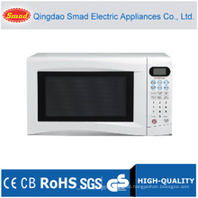 20L Digital White Color Countertop Microwave Oven