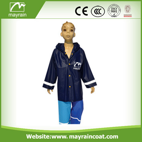 Children PVC Rain Coat