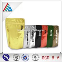Materiales de embalaje blandos de grado alimenticio metalizado de plata Película para embalaje de alimentos