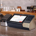 Pos System Tablet Terminal With Nfc Reader