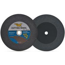 Rueda abrasiva de 300 mm para disco de corte de pulido de acero inoxidable En12413