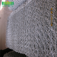 Construction metal wire mesh gabion