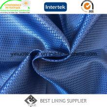100 % Polyester Super weich Men′s Anzug Futter kleine Jacquard-Futter