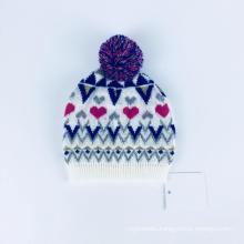Winter child knit hat custom child knit hat cotton child knit hat