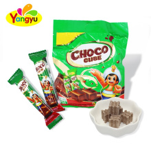 Bag Packing Chocolate Cube Table Candy