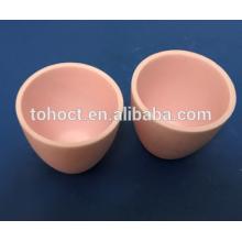 Высокий срок высокое качество керамический тигель