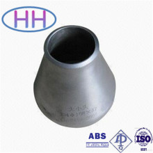 asme b16.9 carbon steel pipe fitting sch40 concentric reducer for oil and gas