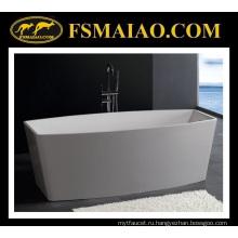 Corian твердая поверхностная freestanding Ванна (БС-8618)