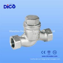 Válvula de retenção de elevação em aço inoxidável (H11W)