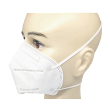 Convenient KN95 mask for head wear