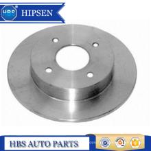 Rotor de disque de frein d'essieu arrière AIMCO 31058 pour Infiniti / Nissan
