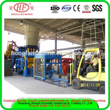CE and ISO 9001-2008 qt12-15 hydraulic block making machine