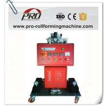 Machine à pulvériser Pu Foam haute pression