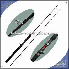 CTR012 SRF graphite canne à pêche blanc canne à pêche weihai oem pôle de coulée
