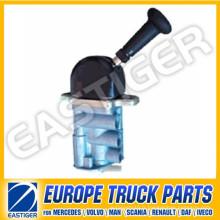 Pièces de camion pour vanne de frein à main Daf 1518228